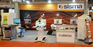 Sisma Láser apuesta por la Innovación Tecnológica en MetalMadrid'18